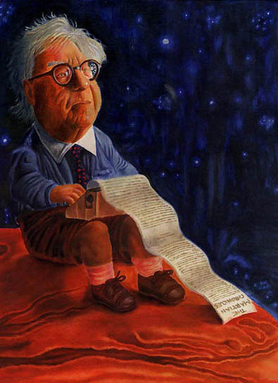 science fiction ray bradbury Ray bradbury, writer: fahrenheit 451 ray bradbury was an american science fiction writer whose works were translated in more than 40 languages and sold.