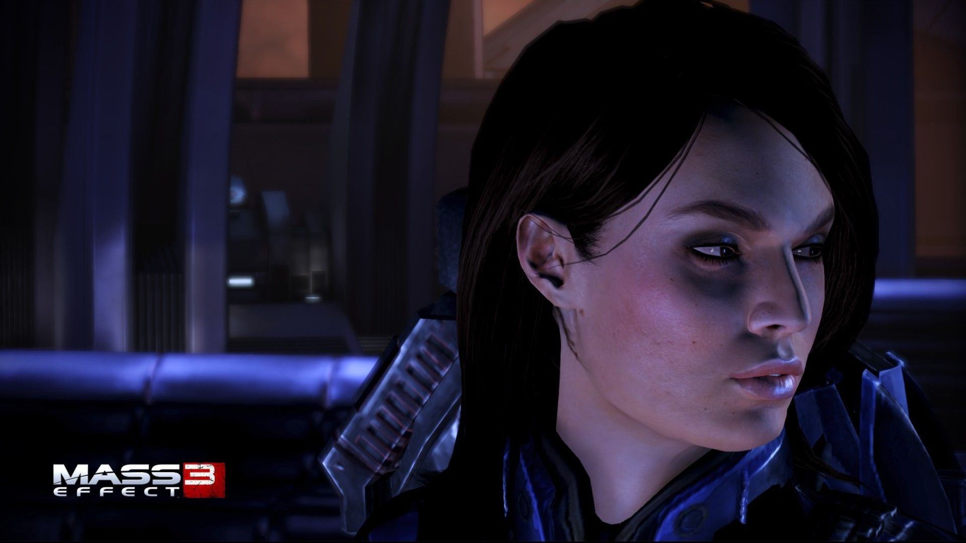 Mass effect ash sex