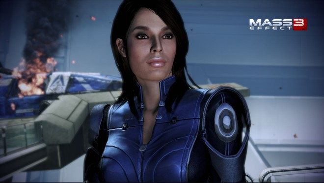 Ashley Williams Mass Effect Naked