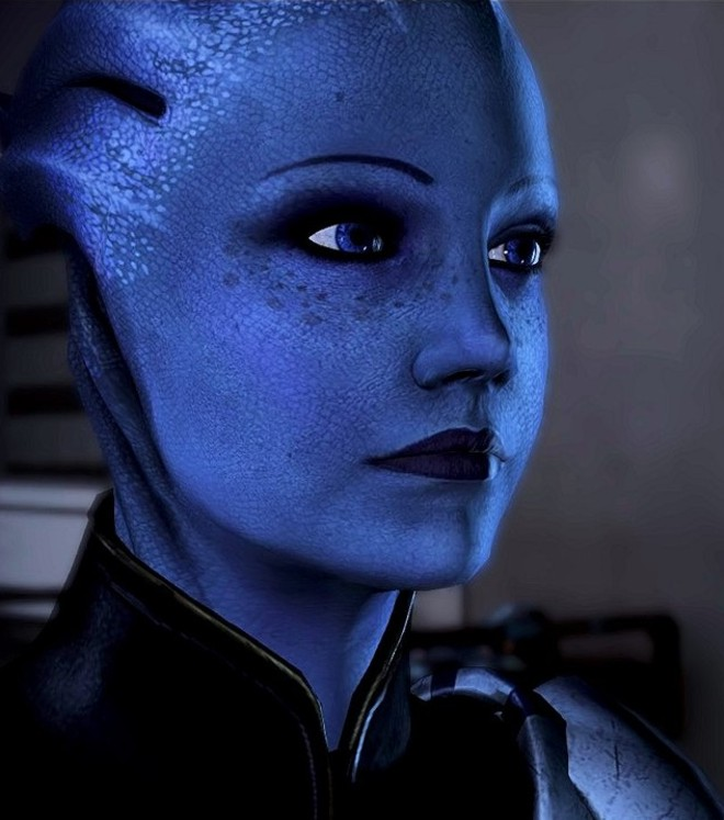 Liara tsoni just want to have fun mass effect - 2 part 10