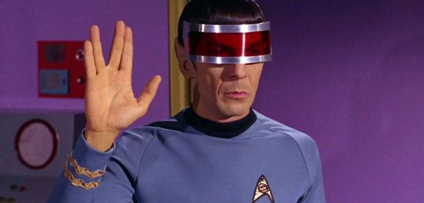 Spock Quotes Live Long And Prosper: Is There In Truth No Beauty?