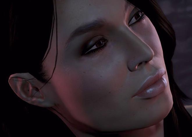 Mass Effect Ashley Sex