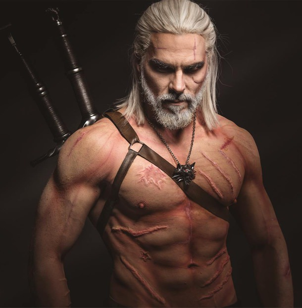 geralt of rivia by - photo #21
