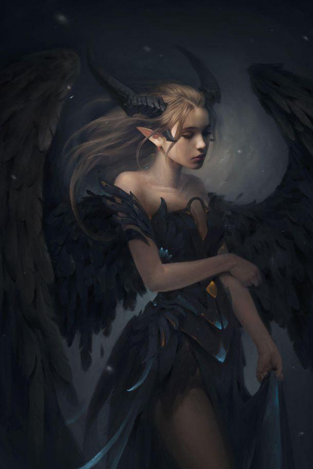 Maelstrom Maleficent Fan Art By Lee Kent